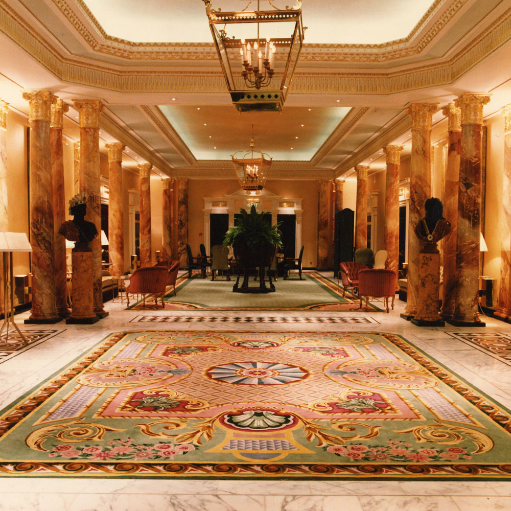 Handtufted Hotel Carpets & Rugs