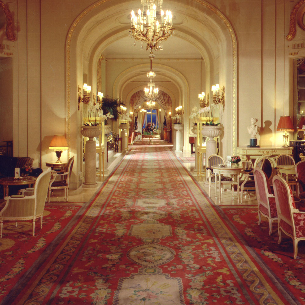 Luxury Corridor Carpet
