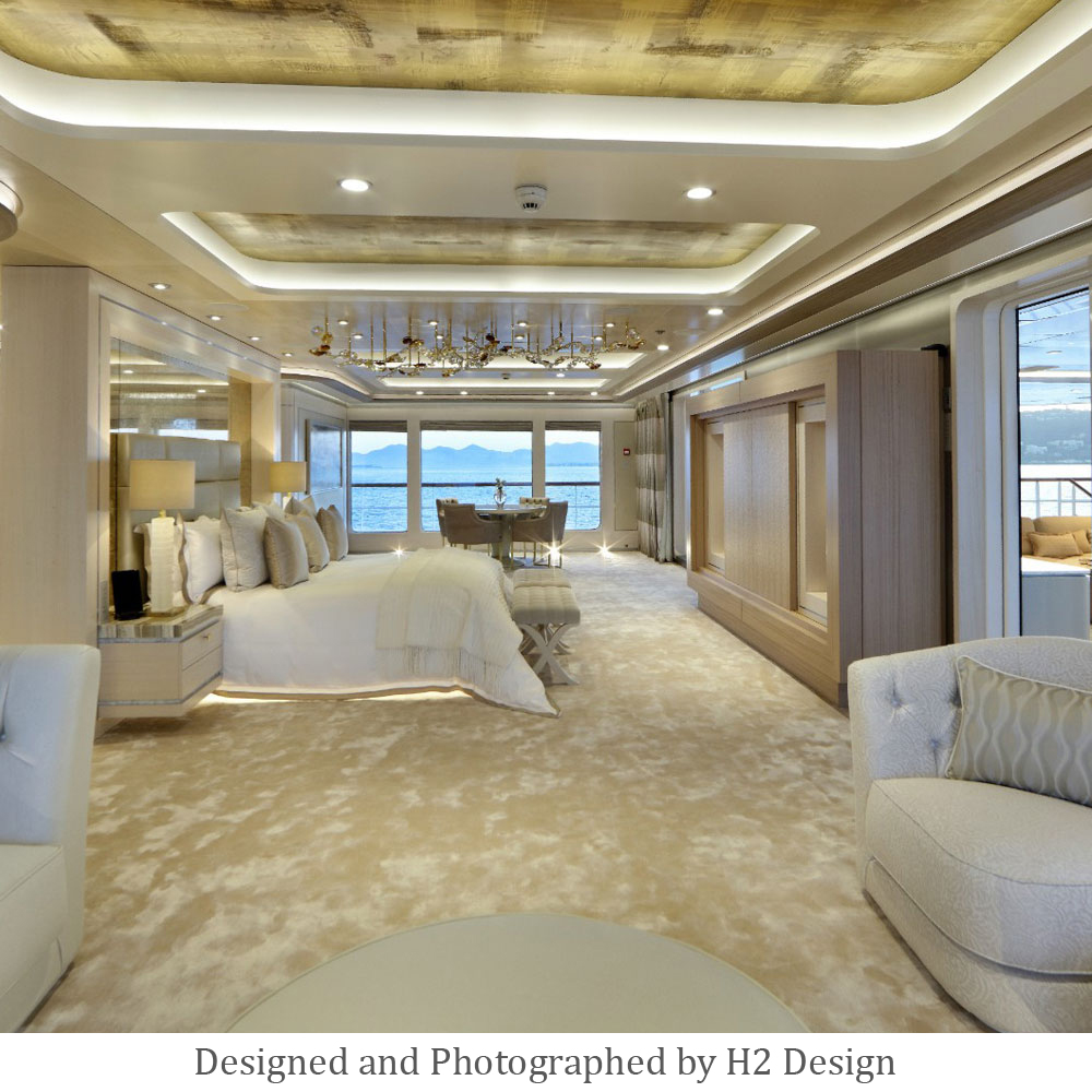 Carpet Fitters for Yacht